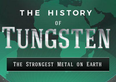 Das stärkste Metall der Welt