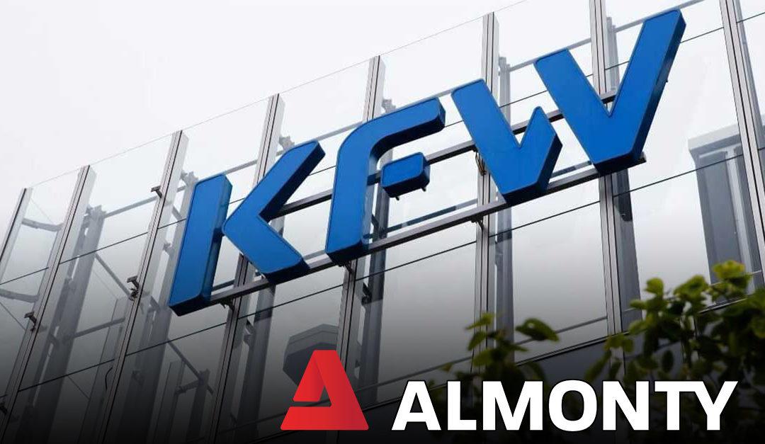 Almonty Industries Inc. Ankündigung der verbindlichen Zusage für die Finanzierung von Sangdong-Minen-Projekt in Höhe von 76 Millionen US-Dollar