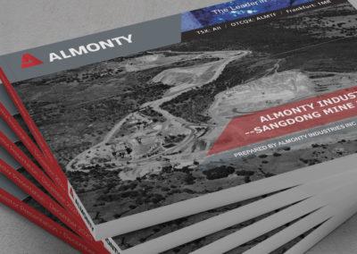 Präsentation für Investoren – Almonty Industries und das Minenprojekt Sangdong